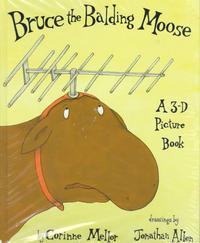 BRUCE THE BALDING MOOSE