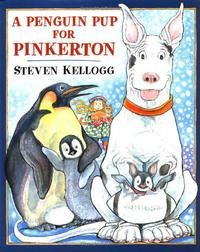 A PENGUIN PUP FOR PINKERTON