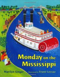 MONDAY ON THE MISSISSIPPI
