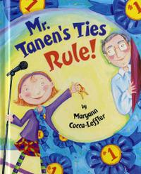 MR. TANEN'S TIES RULE!