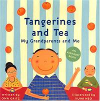TANGERINES AND TEA