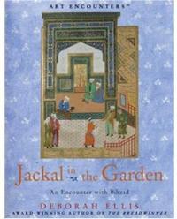 JACKAL IN THE GARDEN