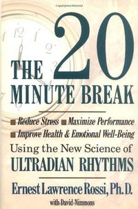 THE 20-MINUTE BREAK