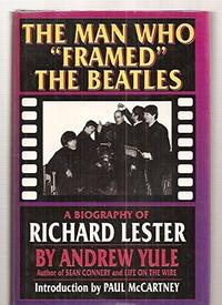 THE MAN WHO 'FRAMED' THE BEATLES