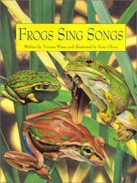 FROGS SING SONGS