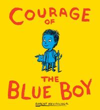COURAGE OF THE BLUE BOY
