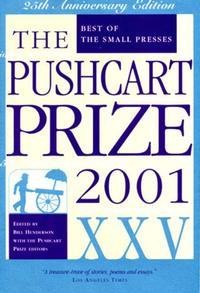 THE PUSHCART PRIZE XXV