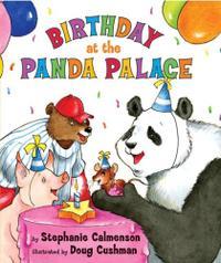 BIRTHDAY AT THE PANDA PALACE