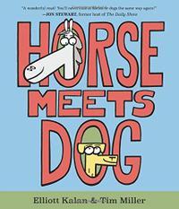HORSE MEETS DOG