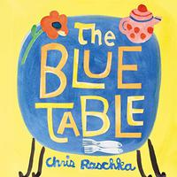 THE BLUE TABLE