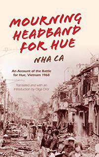 MOURNING HEADBAND FOR HUE