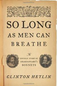 SO LONG AS MEN CAN BREATHE