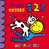 DOGGY KISSES 123