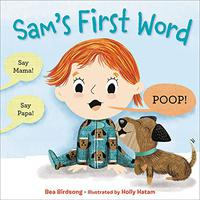 SAM'S FIRST WORD