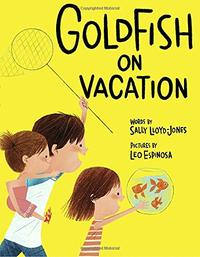 GOLDFISH ON VACATION