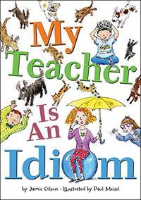 MY TEACHER IS AN IDIOM