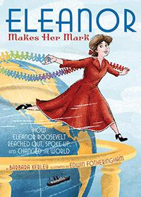 ELEANOR MAKES HER MARK