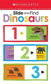 SLIDE AND FIND DINOSAURS