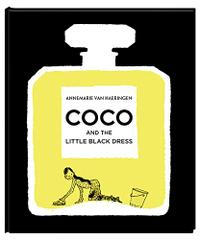 COCO AND THE LITTLE BLACK DRESS