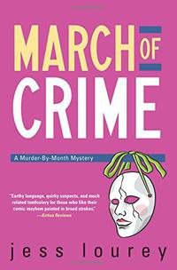 MARCH OF CRIME