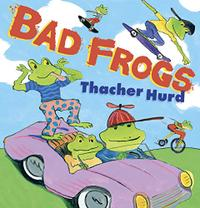 BAD FROGS