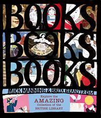 BOOKS! BOOKS! BOOKS!