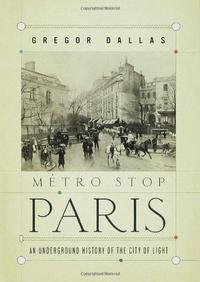 MÉTRO STOP PARIS