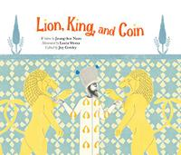 LION, KING, AND COIN