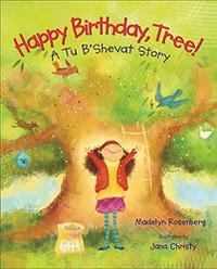 HAPPY BIRTHDAY, TREE!