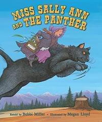 MISS SALLY ANN AND THE PANTHER