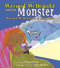 MARISOL MCDONALD Y EL MONSTRUO / MARISOL MCDONALD AND THE MONSTER