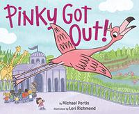 PINKY GOT OUT!
