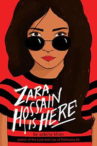 ZARA HOSSAIN IS HERE
