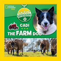 CADI THE FARM DOG