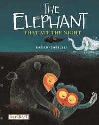 THE ELEPHANT THAT ATE THE NIGHT