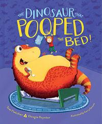 THE DINOSAUR THAT POOPED THE BED!