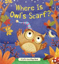WHERE IS OWL'S SCARF?