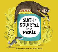 SLOTH & SQUIRREL IN A PICKLE