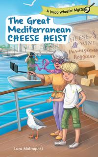 THE GREAT MEDITERRANEAN CHEESE HEIST
