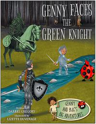 GENNY FACES THE GREEN KNIGHT