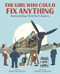 THE GIRL WHO COULD FIX ANYTHING