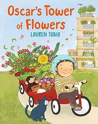 OSCAR'S TOWER OF FLOWERS