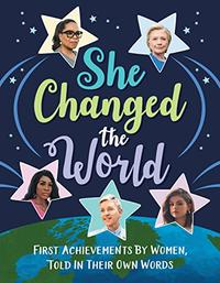 SHE CHANGED THE WORLD