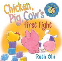 CHICKEN, PIG, COW'S FIRST FIGHT