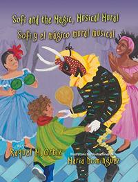 SOFI AND THE MAGIC, MUSICAL MURAL / SOFI Y EL MÁGICO MURAL MUSICAL