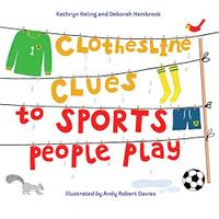 CLOTHESLINE CLUES TO SPORTS PEOPLE PLAY