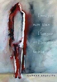 I NEED YOU MORE THAN I LOVE YOU AND I LOVE YOU TO BITS