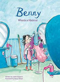 BENNY WANTS A HAIRCUT