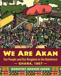 WE ARE AKAN