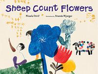 SHEEP COUNT FLOWERS